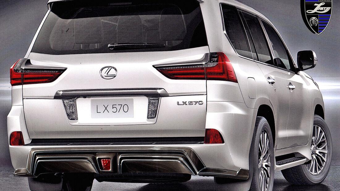 Lexus LX 570 by Larte Design