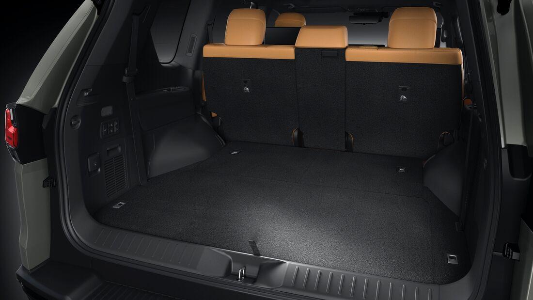 Lexus LX 600 Modelljahr 2022