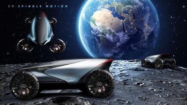 Lexus Lunar Cruisar