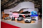 Lexus: Messestand Pariser Autosalon 2018
