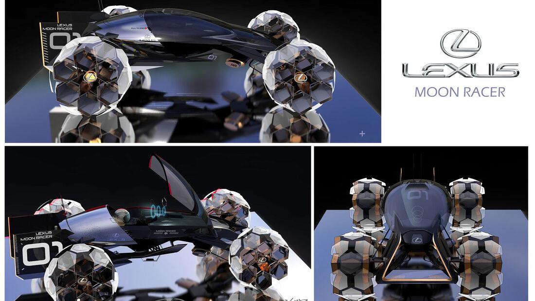 Lexus Moon Racer