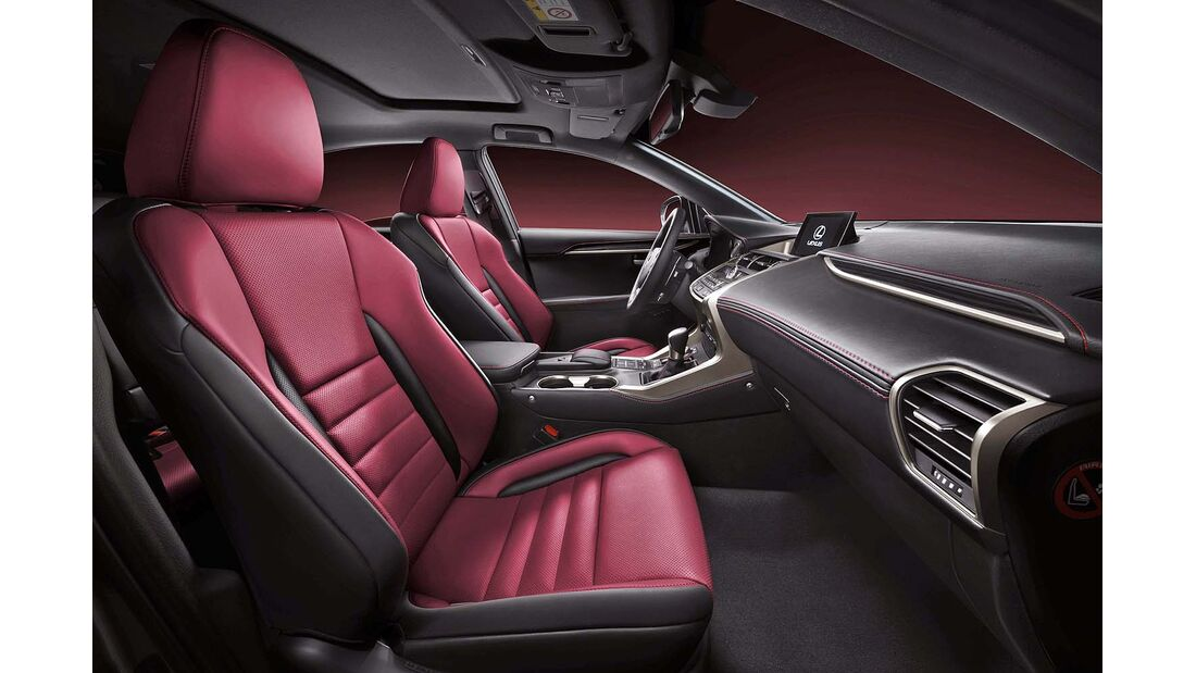 Lexus NX 200i und 300h