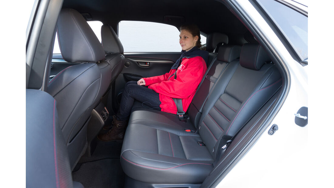 Lexus NX 300h E-Four F SPORT, Fondsitz