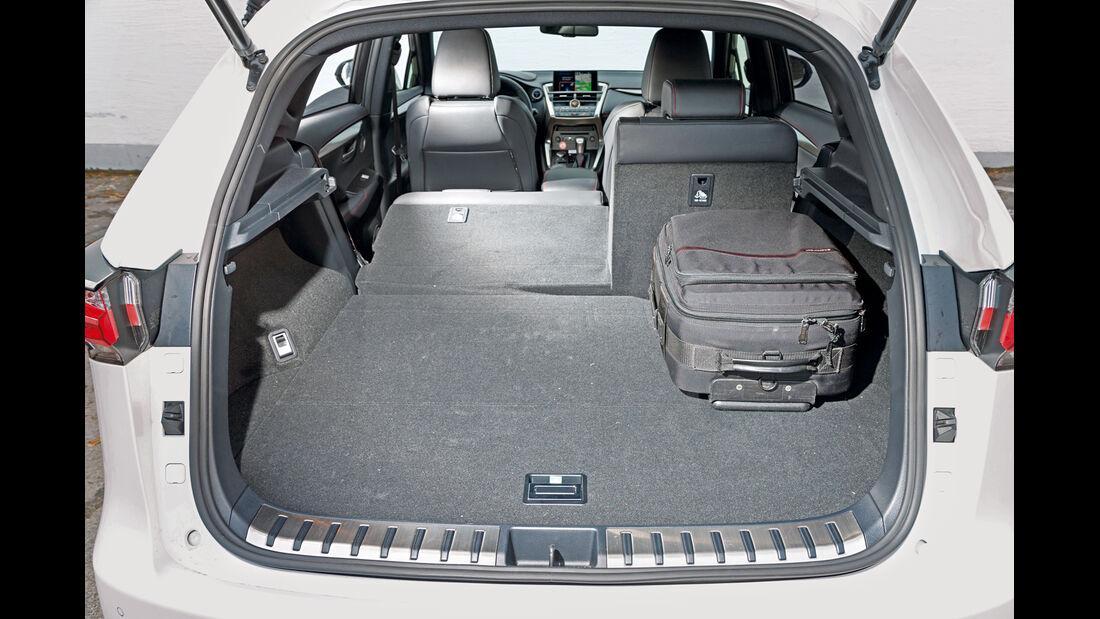 Lexus NX 300h E-Four F SPORT, Kofferraum