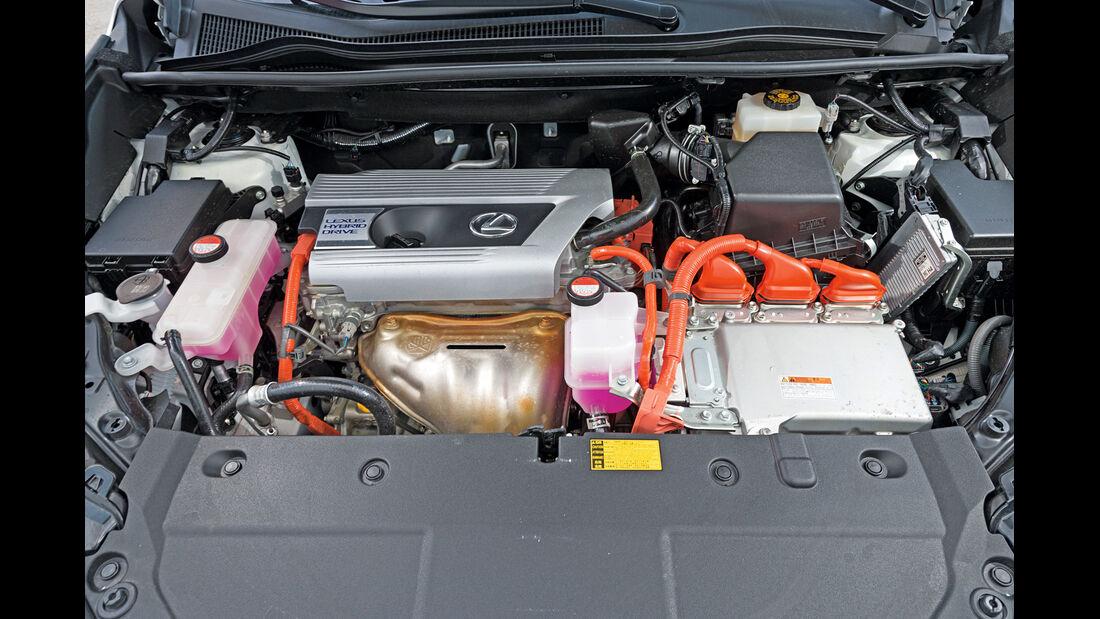 Lexus NX 300h E-Four F SPORT, Motor