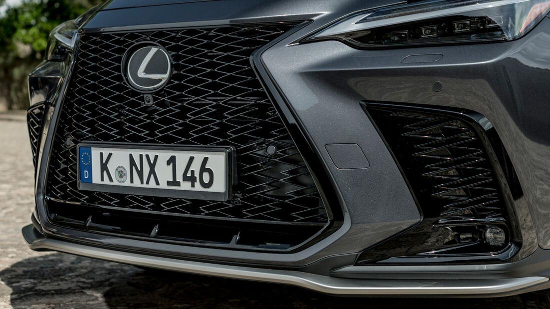 Lexus NX 450h+