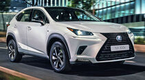 Lexus NX, Best Cars 2020, Kategorie K Große SUV/Geländewagen