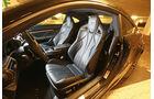 Lexus RC F Advantage, Fahrersitz