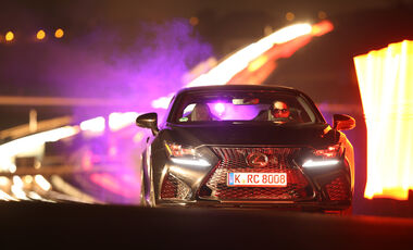 Lexus RC F Advantage, Frontansicht