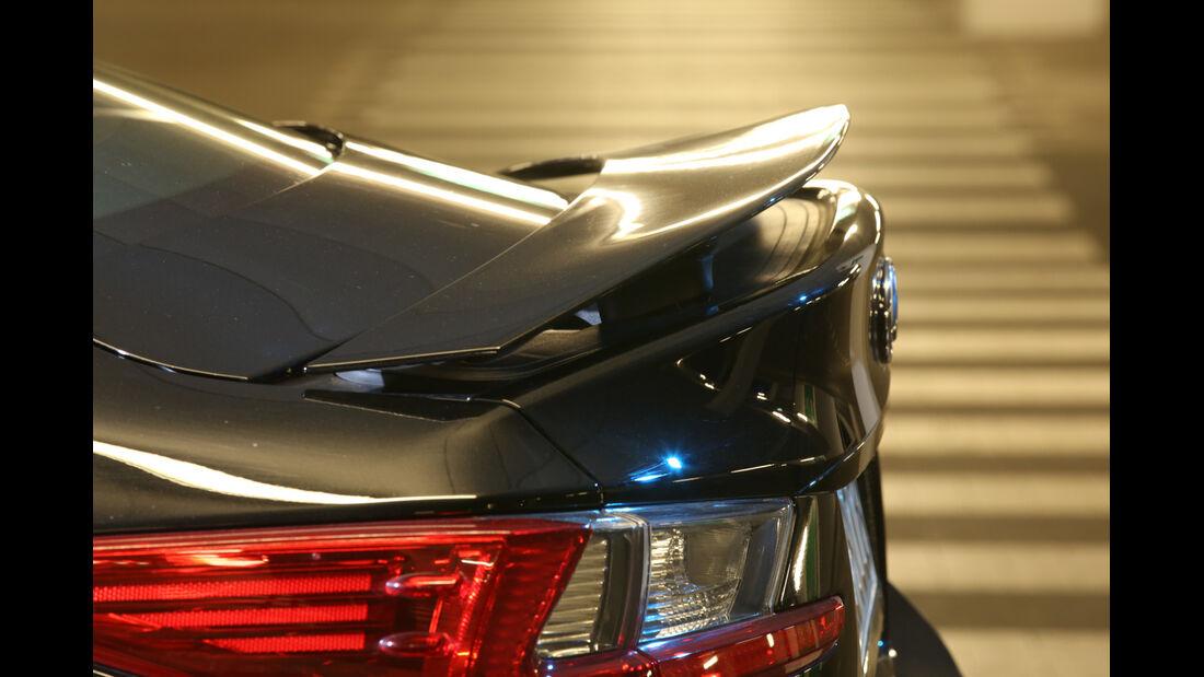Lexus RC F Advantage, Heckspoiler