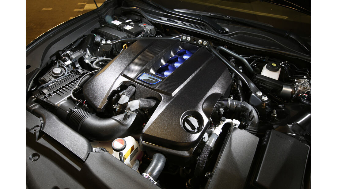 Lexus RC F Advantage, Motor