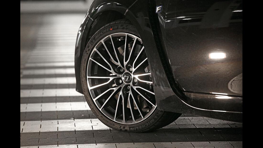 Lexus RC F Advantage, Rad, Felge