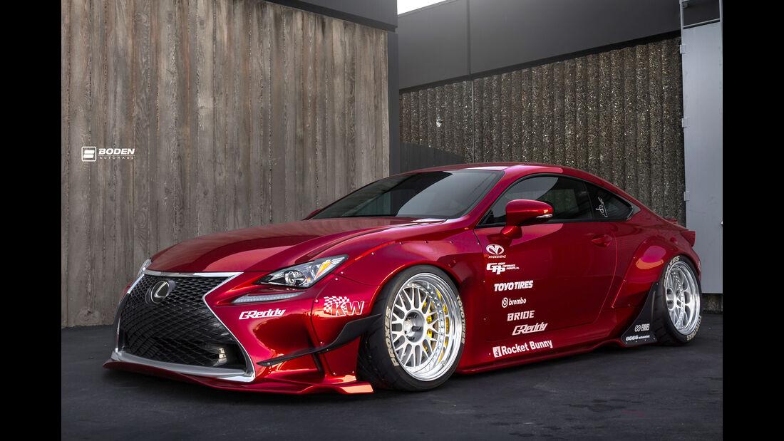 Lexus RC F - Boden Autohaus