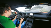 Lexus RC F, Cockpit, Fahrersicht