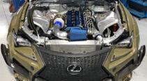 Lexus RC F Drift Car