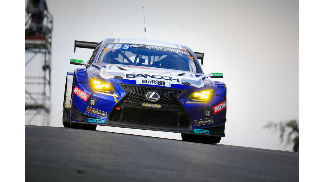 Lexus RC F GT3 - Startnummer #19 - 24h Rennen Nürburgring - 22. Juni 2019