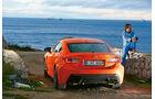 Lexus RC F, Heckansicht