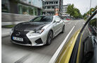 Lexus RC F - Power-Coupé - Test