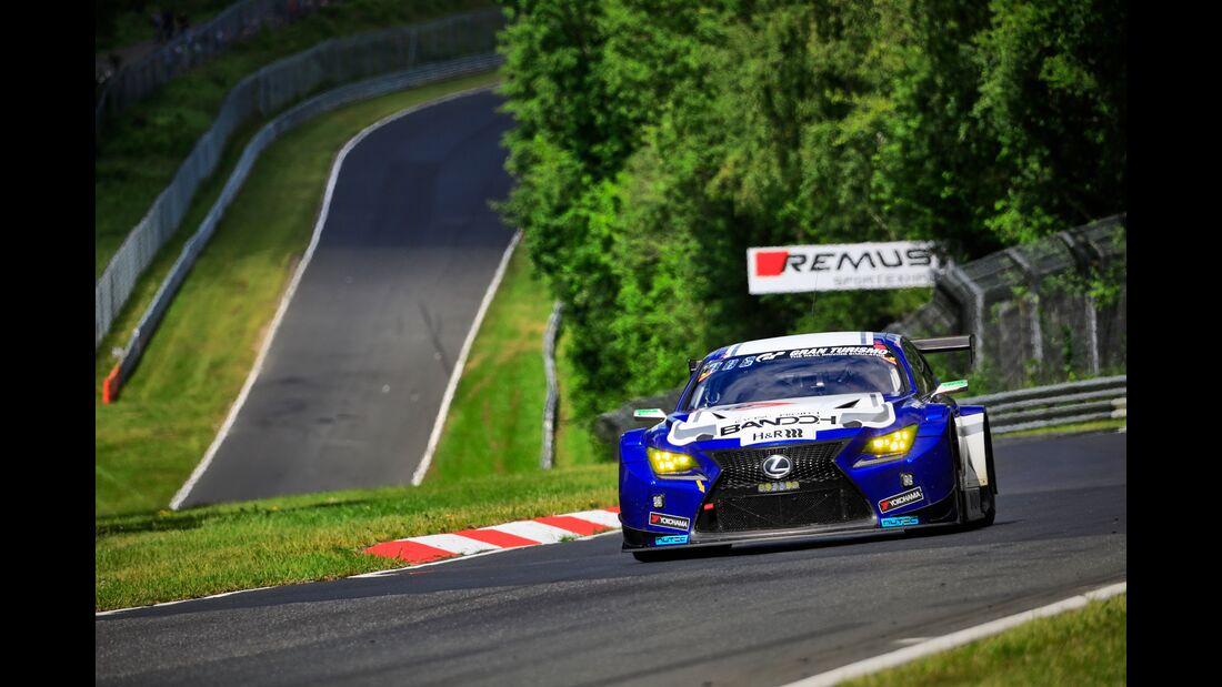 Lexus RC-F - Startnummer #19 - 24h Rennen Nürburgring - 21. Juni 2019