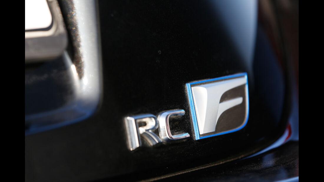 Lexus RC F, Typenbezeichnung