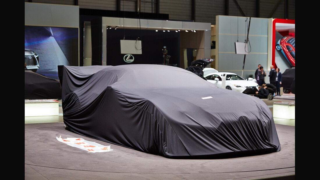 Lexus RCF GT3 - Autosalon Genf 2014