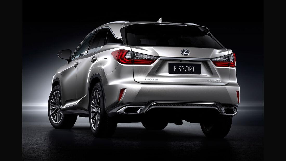 Lexus RX 200t