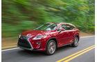 Lexus RX 450h 2015 Fahrbericht