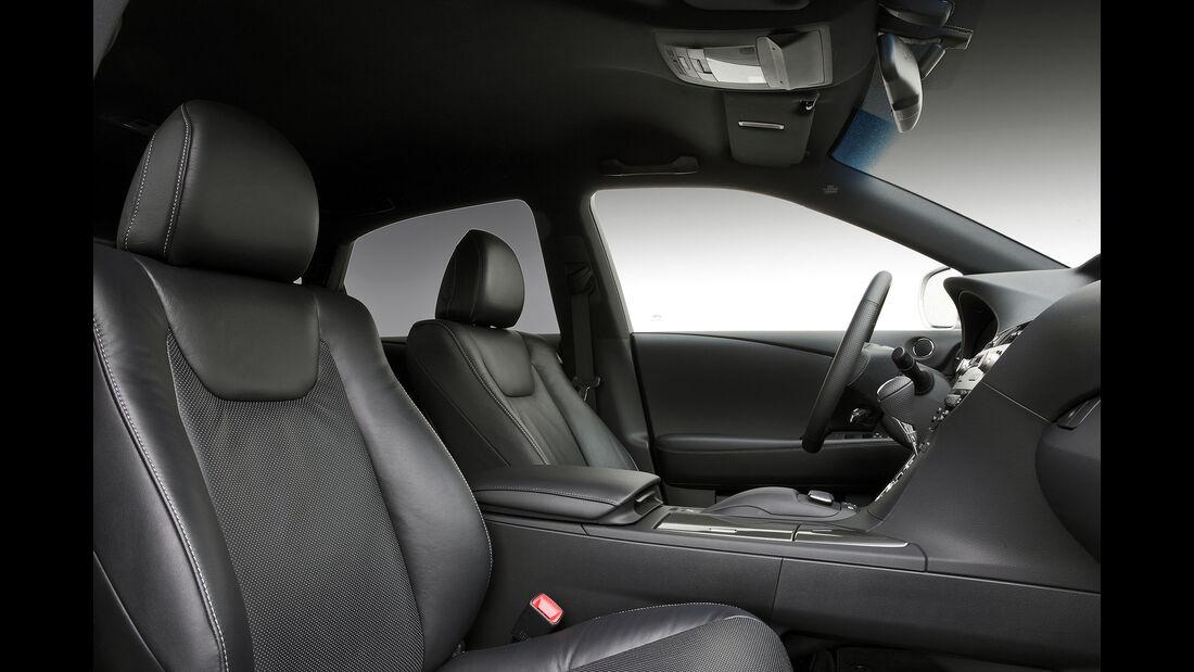 Lexus RX 450h 2015 Test