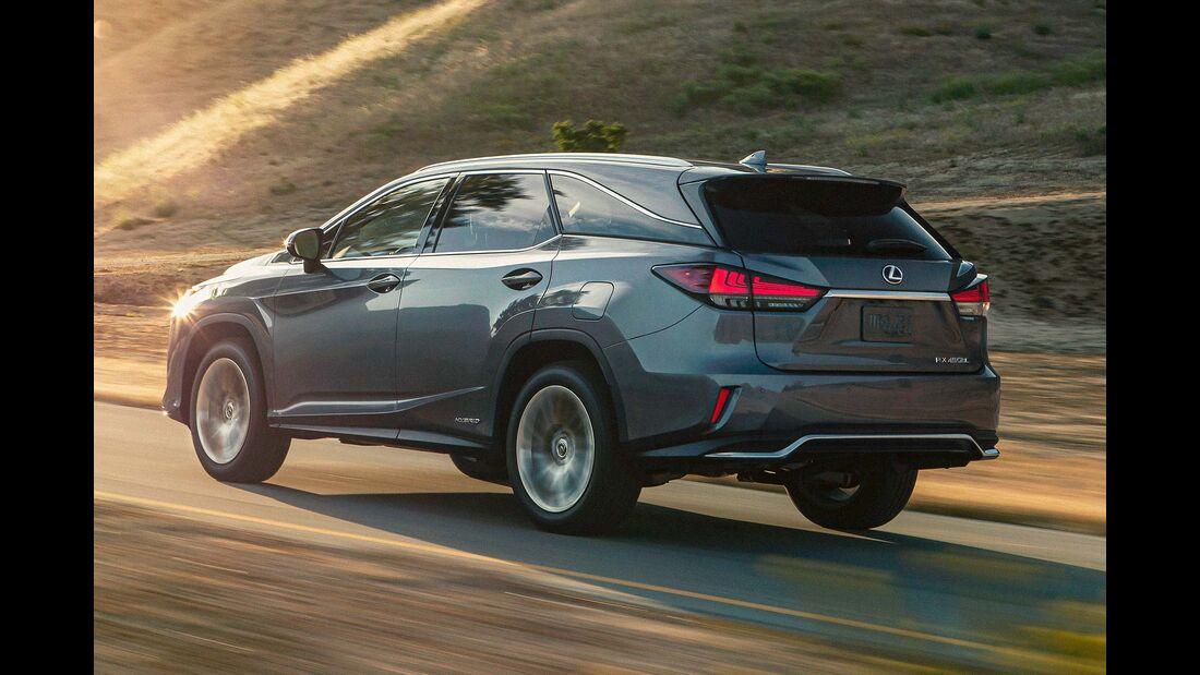Lexus RX 450h 2019 Facelift