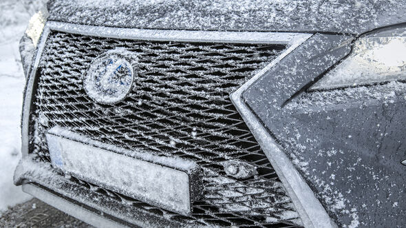 Lexus RX 450h, Dauertest, ams1519