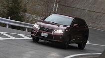 Lexus RX 450h, Frontansicht