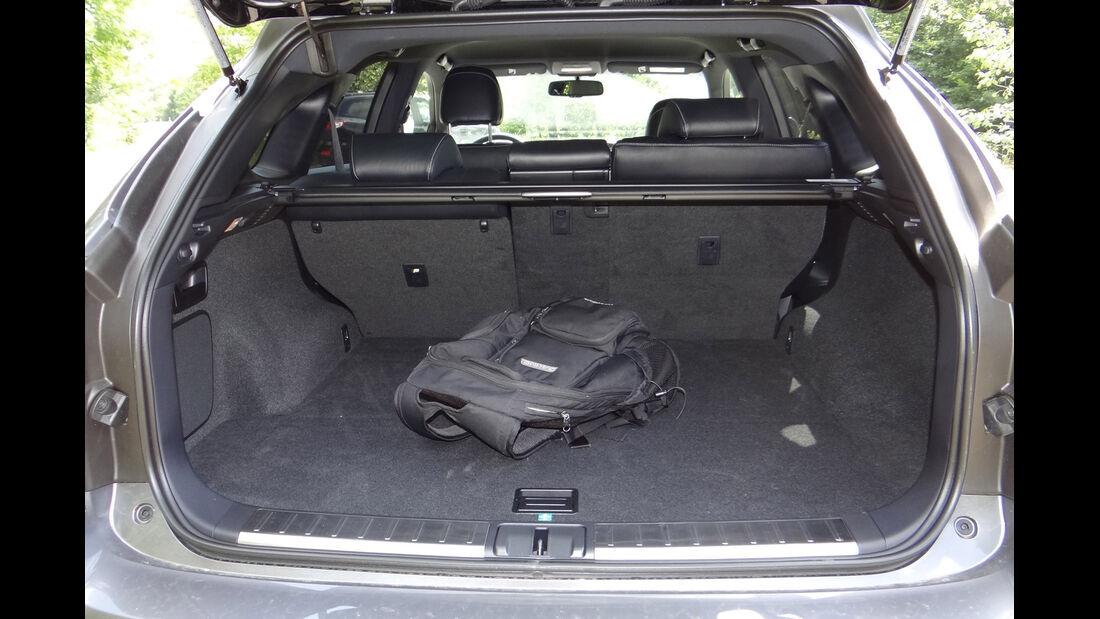 Lexus RX 450h, Innenraumcheck 2012, Kofferraum