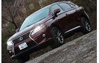 Lexus RX 450h, Seitenansicht