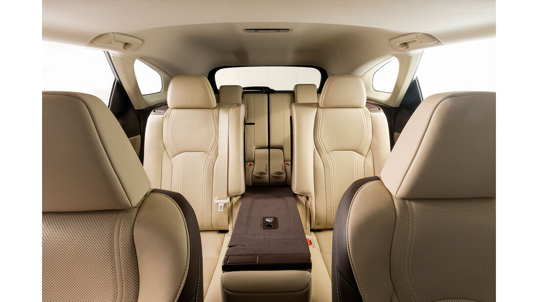 Lexus RX L