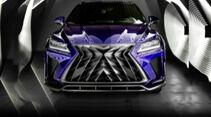Lexus RX NX Tuning Bodykit Russland