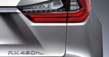 Lexus RXL Teaser