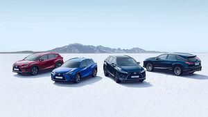 Lexus SUV-Modelle