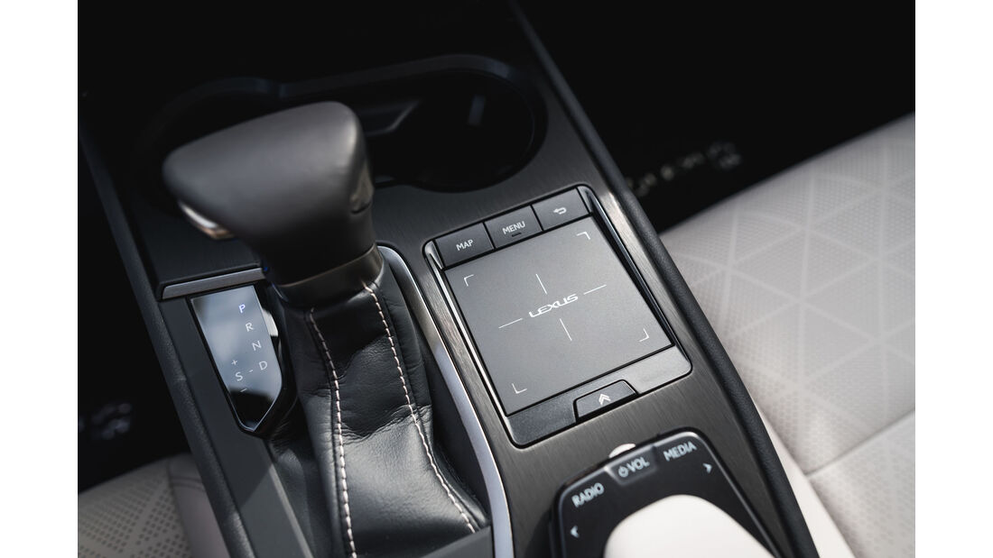 Lexus UX 250h 4x4 Fahrbericht