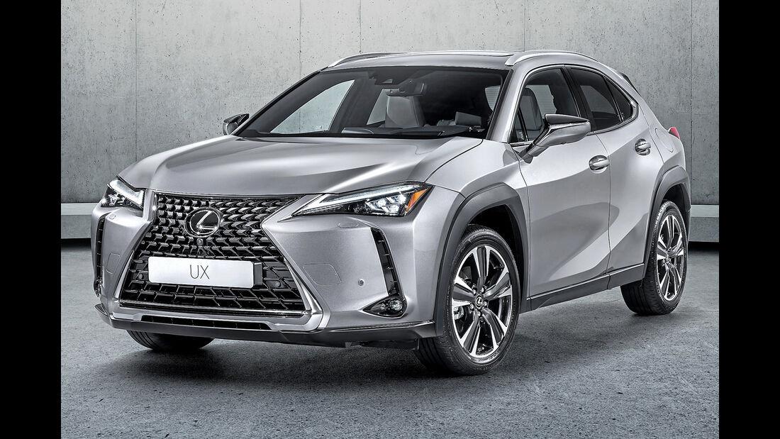 Lexus UX, Best Cars 2020, Kategorie I Kompakte SUV/Geländewagen