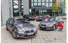 Lexus, Verschiedene Modelle
