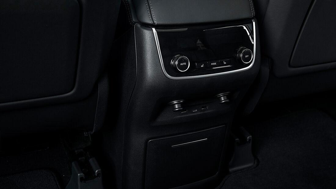 Li Xiang One SUV Plug-In-Hybrid China Dreizylinder