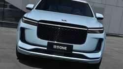 Li Xiang One SUV Plug-In-Hybrid China Dreizylinder