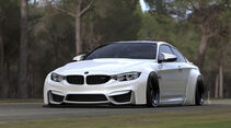Liberty Walk BMW M4 Bodykit