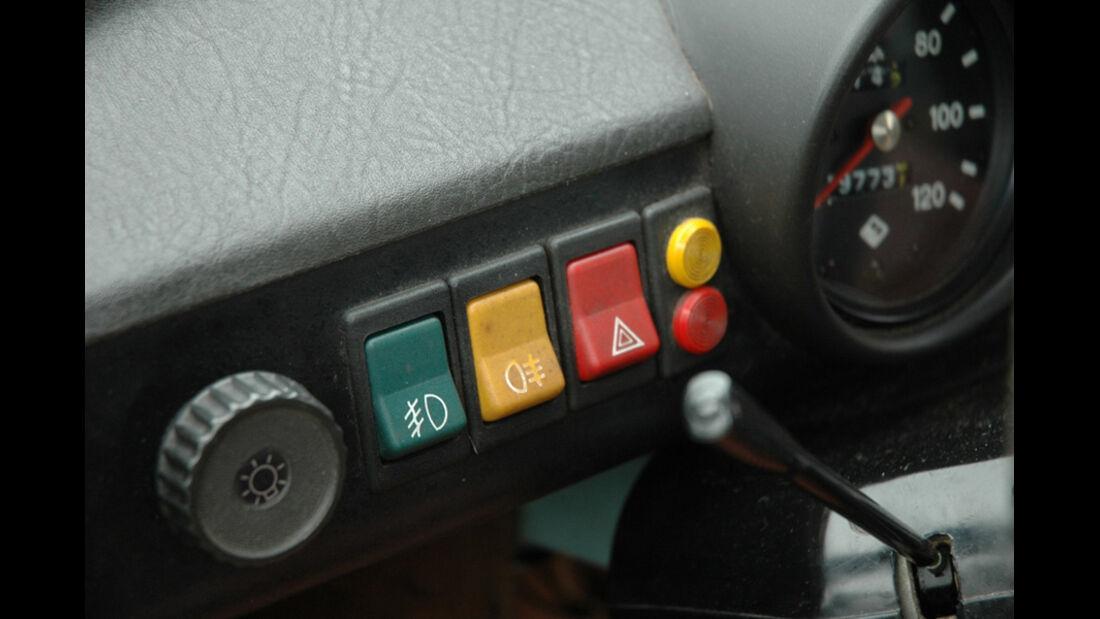 Lichtschalter Trabant