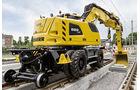 Liebherr-Hydraulikbagger A 922 Rail Litronic