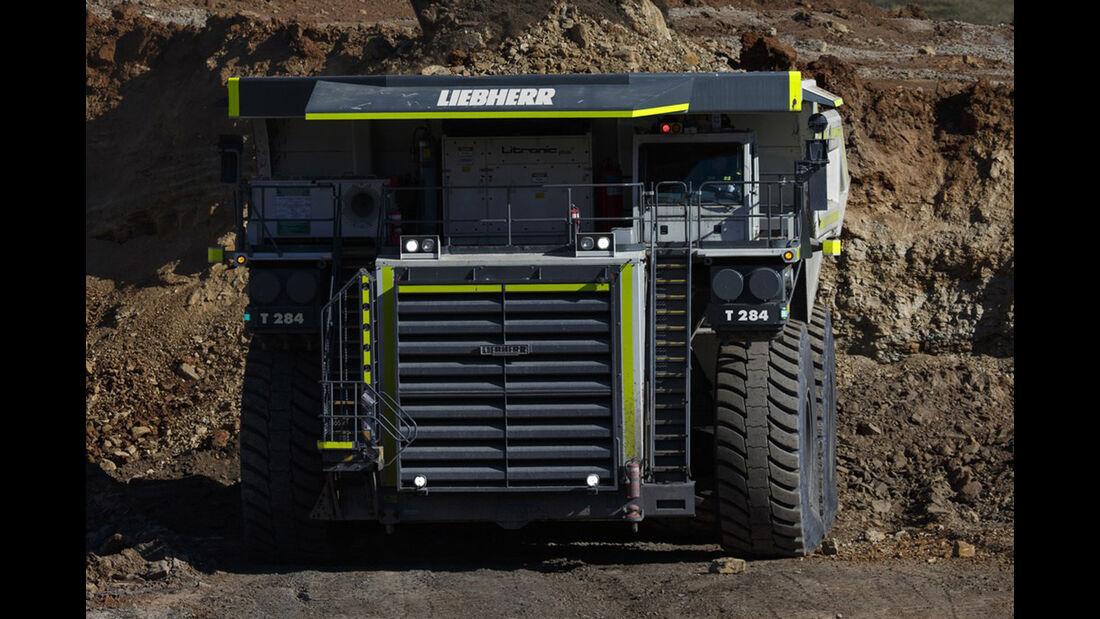 Liebherr T 284
