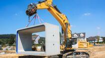 Liebherr Ð die Elektro-Raupenbagger R 976-E und R 980 SME-E