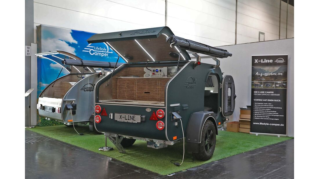 Lifestyle Camper X (2020)