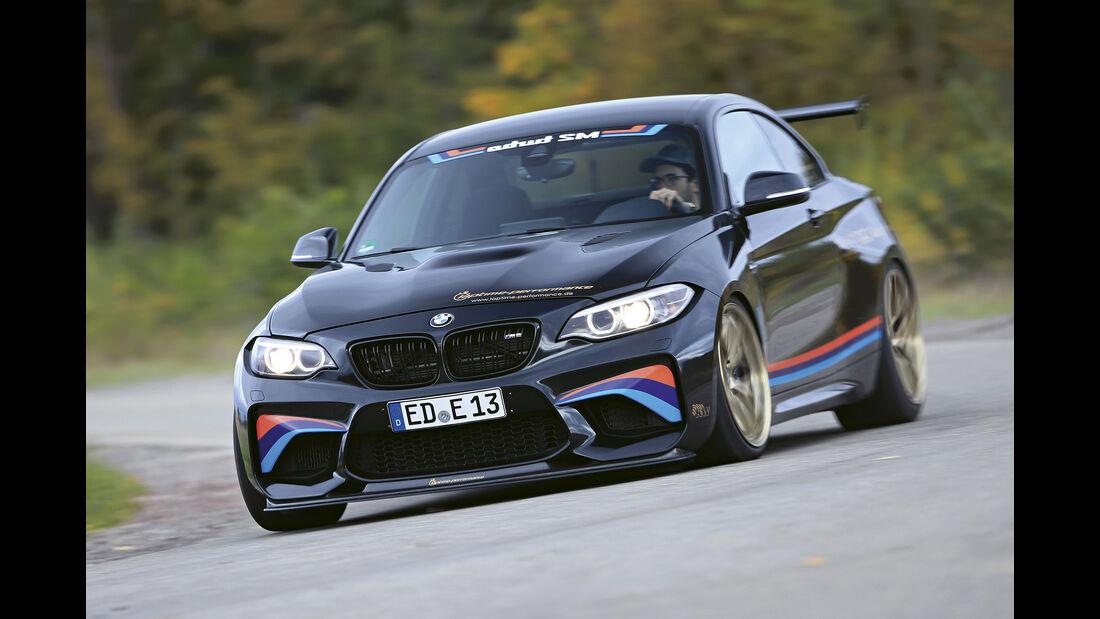Lightweight-BMW M2 CSR
