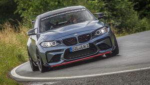 Lightweight BMW M2 CSR Fahrbericht Tuning 2017